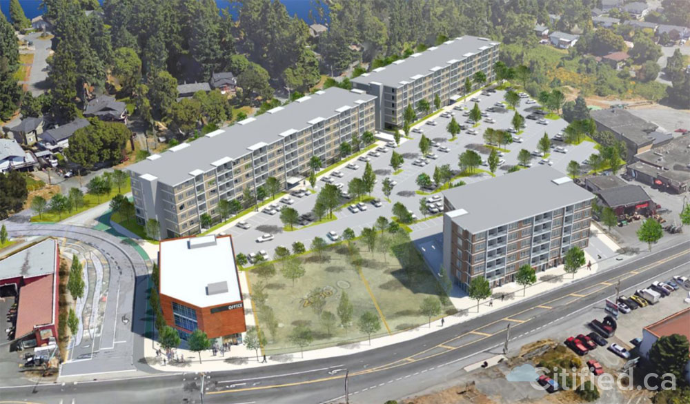 Offices-apartments-and-Glen-Lake-Rd-realignment-planned-as-part-of-Sooke-Rd-dev.jpg