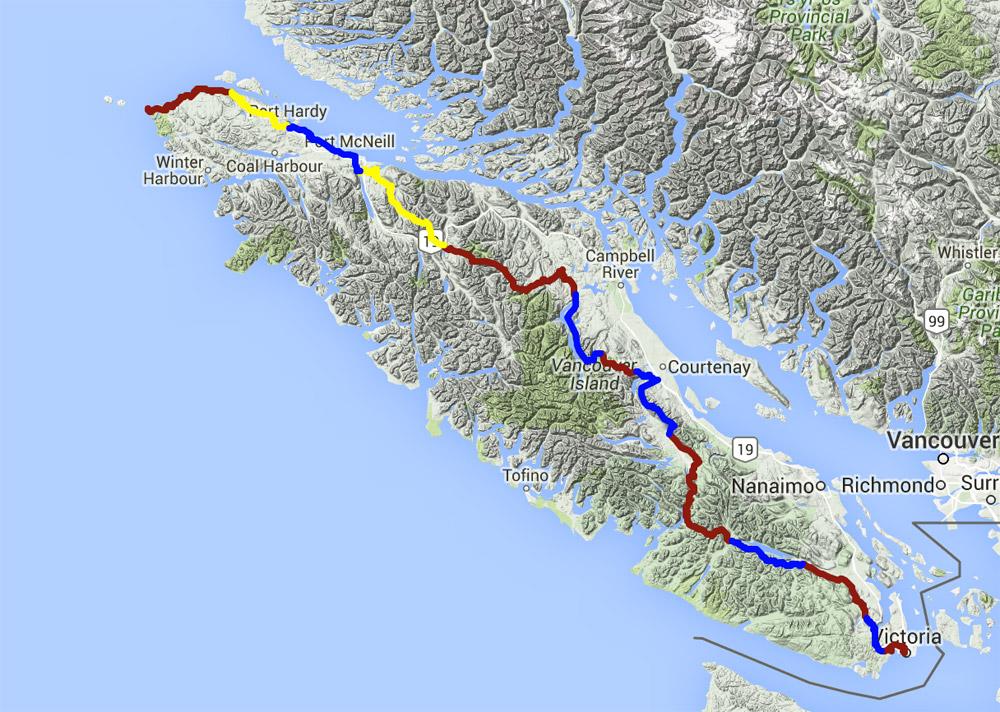 Cougar Trails Loop