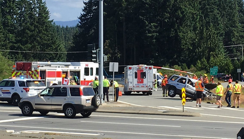 The Greater Victoria Traffic Incident Accident Thread