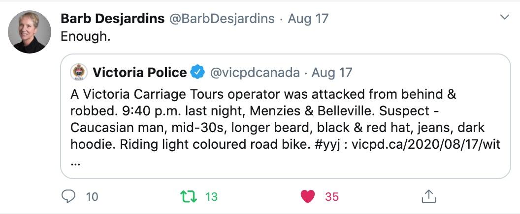 Barb  Desjardins Twitter - Crime.jpg
