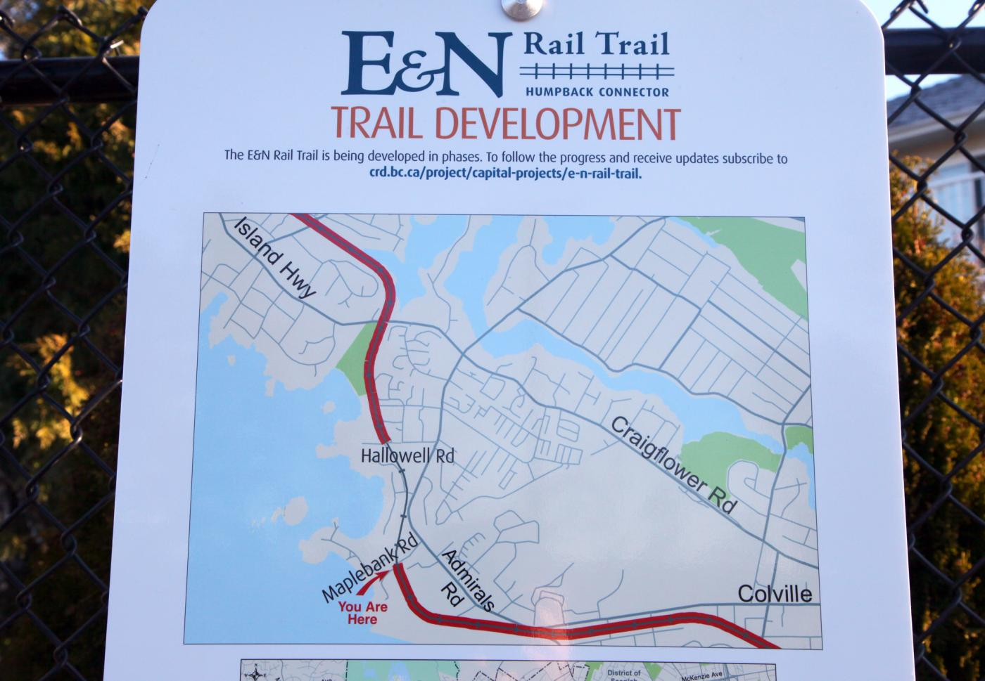 Bicycles Regional Trails In Victoria Galloping Goose Lochside