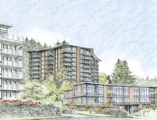 Saanich sayward hill condos current and last phase for Royal terrace quarry bay