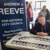 Andrew J. Reeve | Victoria | Councillor - last post by AndrewReeve